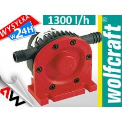 WOLFCRAFT POMPA NA WIERTARKĘ 1300L/h