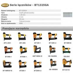 BOSTITCH SZTYFTY BT13 25mm 5000 szt.