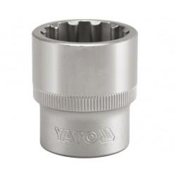 "YATO NASADKA SPLINE 1/2""  8mm 1460"
