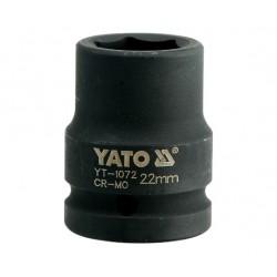 """YATO NASADKA UDAROWA 3/4"""" 22mm 1072"""