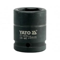 """YATO NASADKA UDAROWA 3/4"""" 28mm 1078"""
