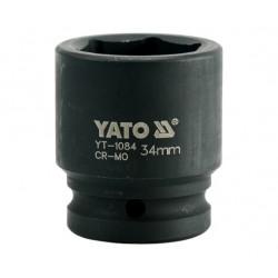 """YATO NASADKA UDAROWA 3/4"""" 34mm 1084"""