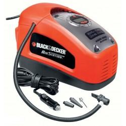 BLACK+DECKER KOMPRESOR / SPRĘŻARKA MINI 12V / 230V 11BAR