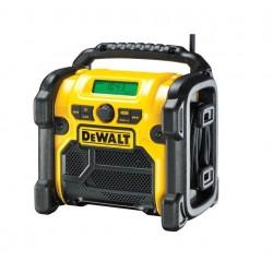 DEWALT RADIO AKUMULATOROWO-SIECIOWE DAB+/FM DCR020