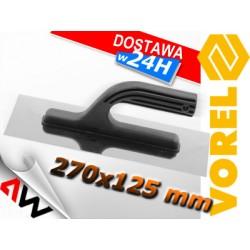 PACA METALOWA 130x270mm