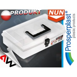 PROSPERPLAST ORGANIZER UNIBOX NUN10, 85x135x245mm