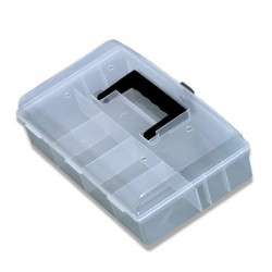 PROSPERPLAST ORGANIZER UNIBOX NUN12, 295x180x85mm