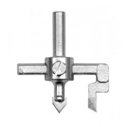VOREL WYCINAK DO GLAZURY fi 20 - 90 mm 03900