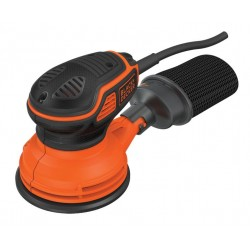 BLACK+DECKER SZLIFIERKA MIMOŚRODOWA 125mm 240W KA199