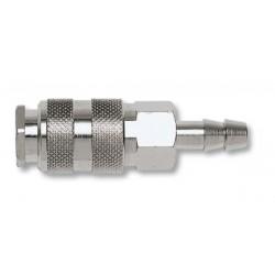 SZYBKOZŁĄCZKA  ŻEŃSKA DO WĘŻA  6mm   1180 GAV