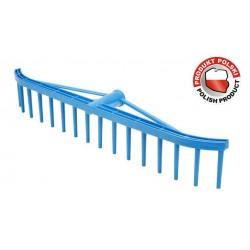 FLO GRABIE PLASTIKOWE DO SIANA 18 ZĘBÓW   35789