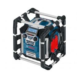 BOSCH RADIO AKUMULATOROWO-SIECIOWE 14,4/18V/230V GML 50