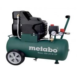 METABO SPRĘŻARKA BEZOLEJOWA 230V 24L BASIC 250-24 W OF