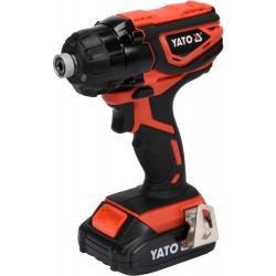 YATO ZAKRĘTARKA UDAROWA 18V 160Nm 1x2,0Ah LI-ION W KARTONIE YT-82800