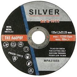 TARCZA DO CIĘCIA METALU 115 x 1,0 x 22,2mm