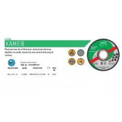 INCOFLEX TARCZA DO CIECIA KAMIENIA 400x4,0x32mm