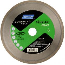 NORTON TARCZA D.CERAMIC VULCAN 200mm