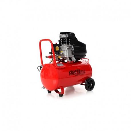 Kompresor olejowy 50L 2 Tłoki 230V