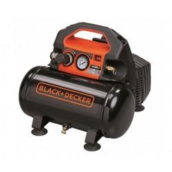 BLACK+DECKER SPRĘŻARKA BEZOLEJOWA 6L 0.5KM 8BAR 55 l/min