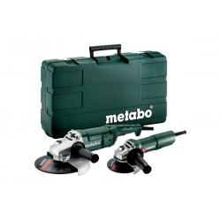 METABO.ZESTAW COMBO WE2200-230+W750-125