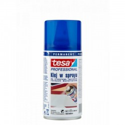 TESA KLEJ KLEJ W SPRAYU 300ml PERMANENTNY