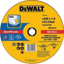 DEWALT TARCZA METAL 230x1,9mm