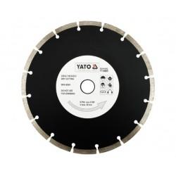 YATO TARCZA DIAMENTOWA SEGMENTOWA 230 x 22,2mm     6005