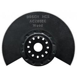 BOSCH BRZESZCZOT SEGMENTOWY HCS ACZ 85 EC WOOD 85 mm