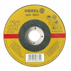 VOREL TARCZA DO CIĘCIA METALU 350x3,5x32mm  08644