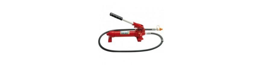 Rozpieraki hydrauliczne i akcesoria