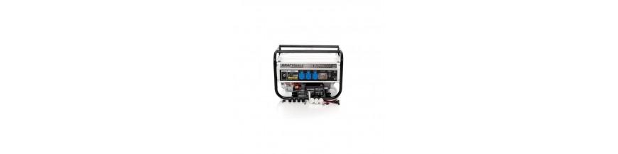 Agregaty/ Generatory prądotwórcze